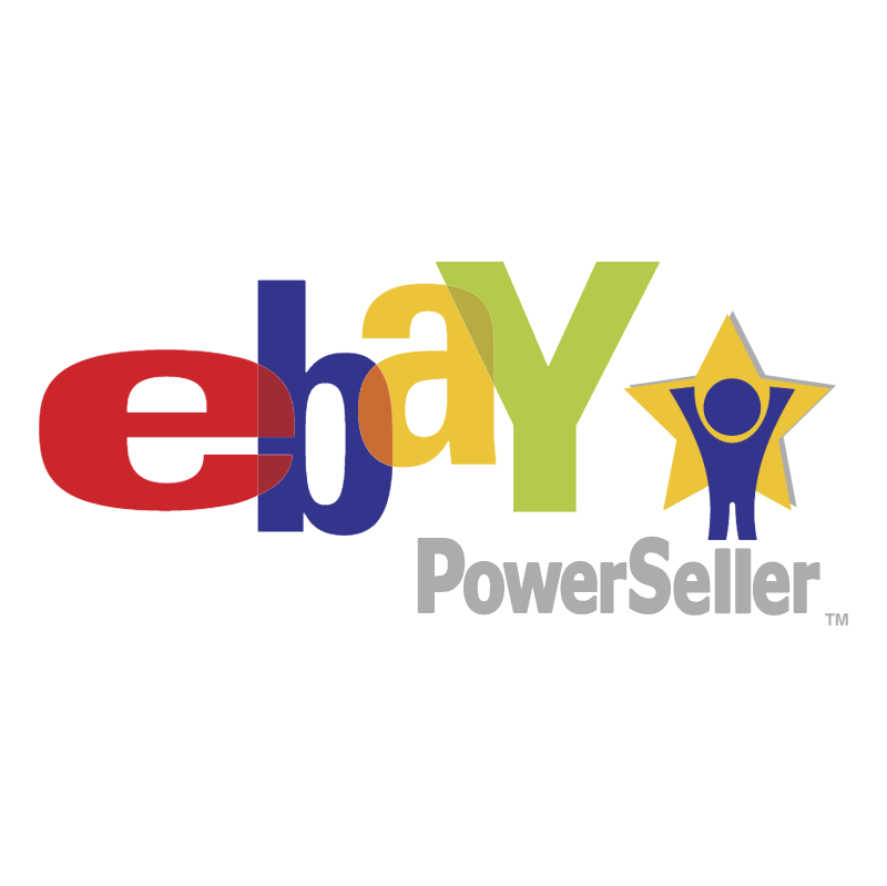 ebaY Power Sellers vector logo