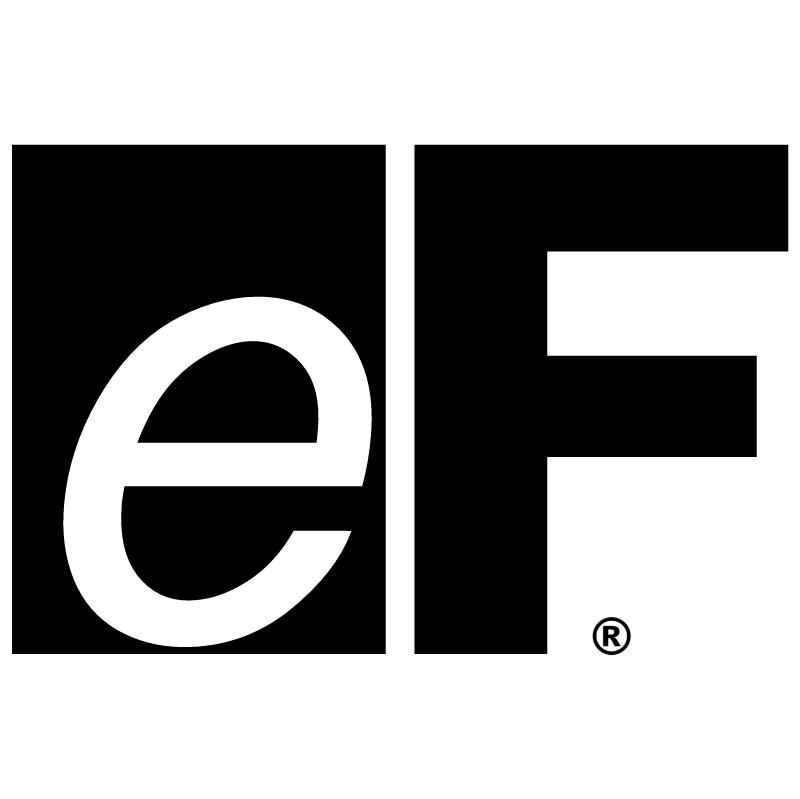 eF vector logo