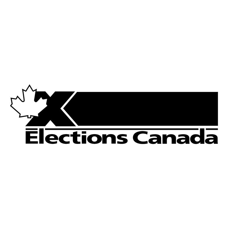 Elections Canada vector
