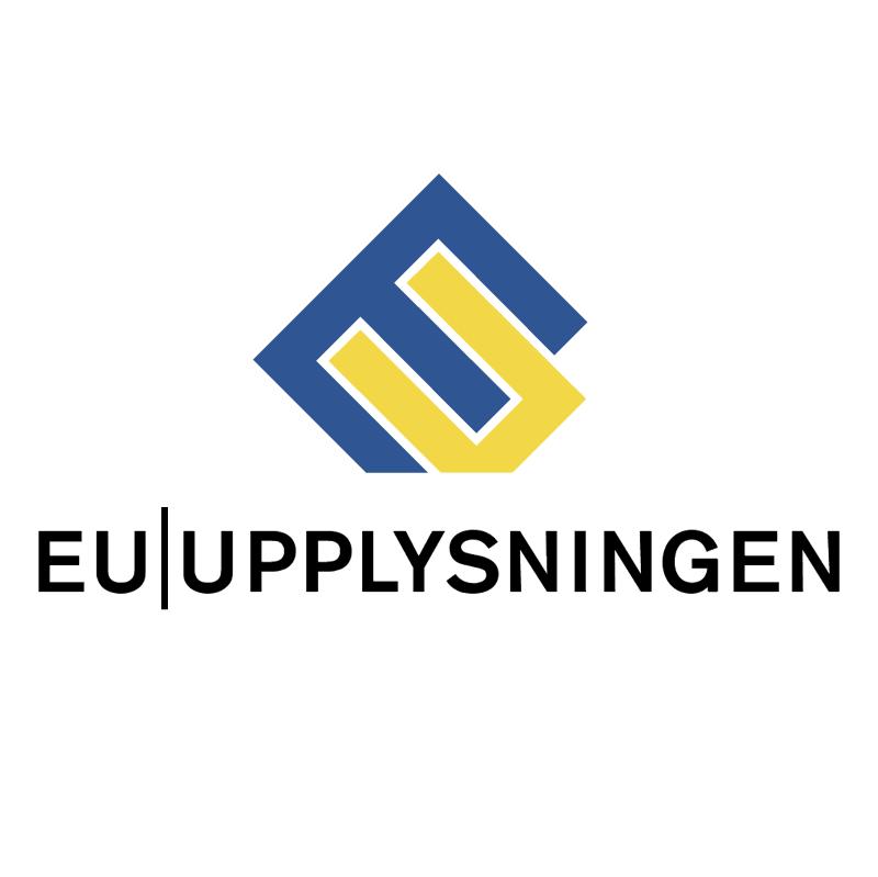 EU Upplysningen vector logo