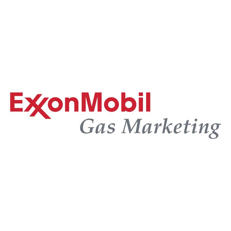 ExxonMobil Gas Marketing vector