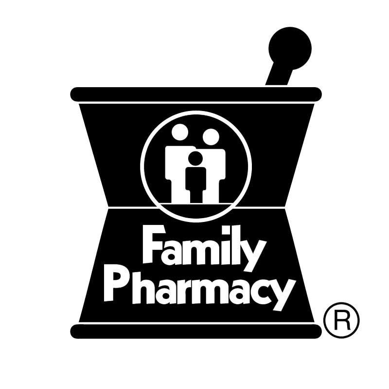 Family Pharmacy vector