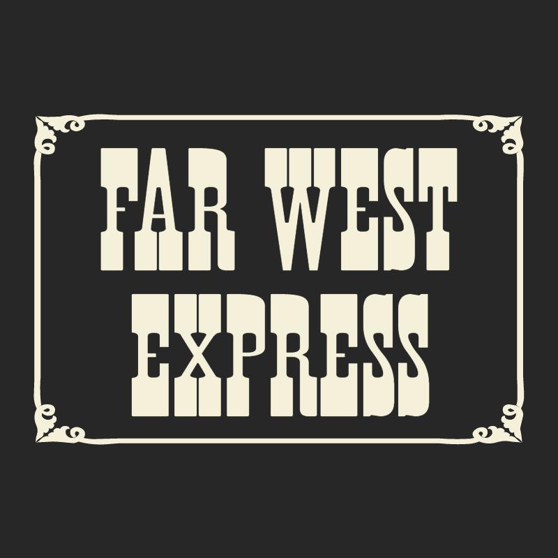 Far West Express vector