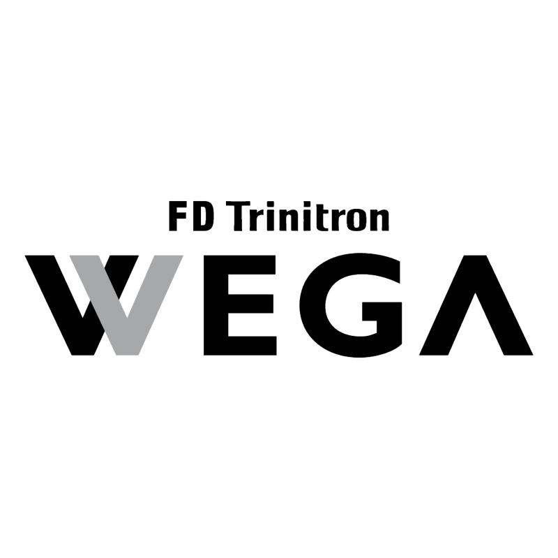 FD Trinitron WEGA vector
