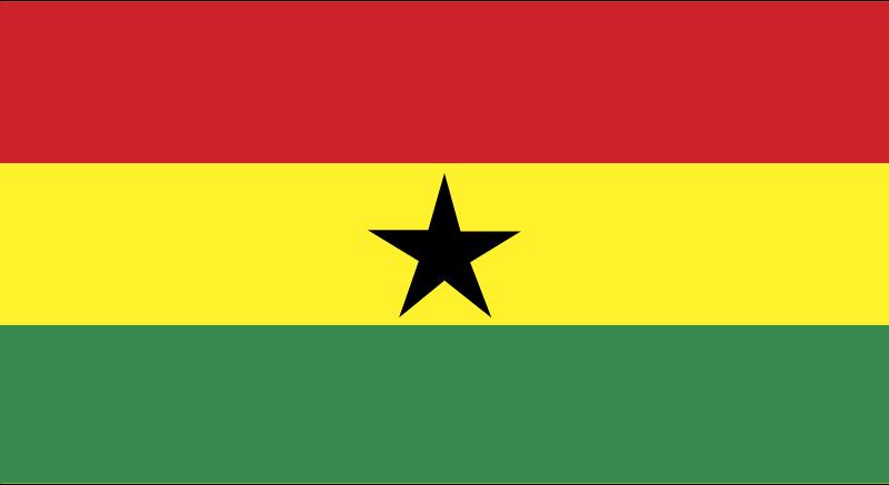 ghana vector logo
