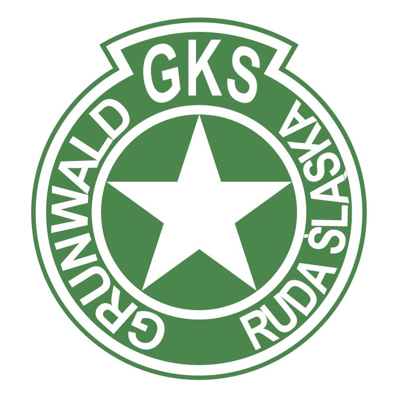GKS Grunwald Ruda Slaska vector