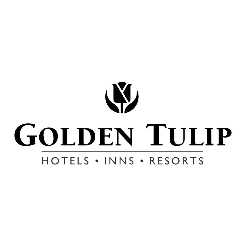 Golden Tulip vector