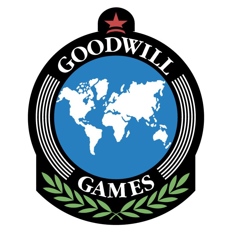 Goodwill Games vector logo
