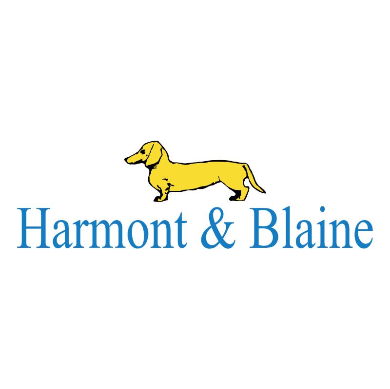 Harmont & Blaine vector