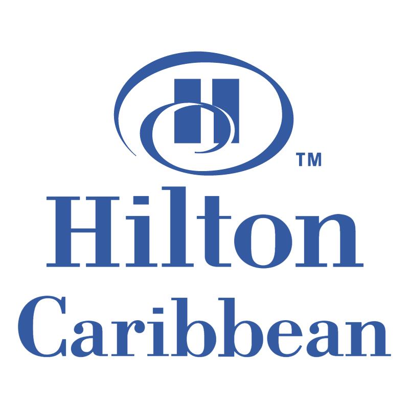 Hilton Caribbean vector