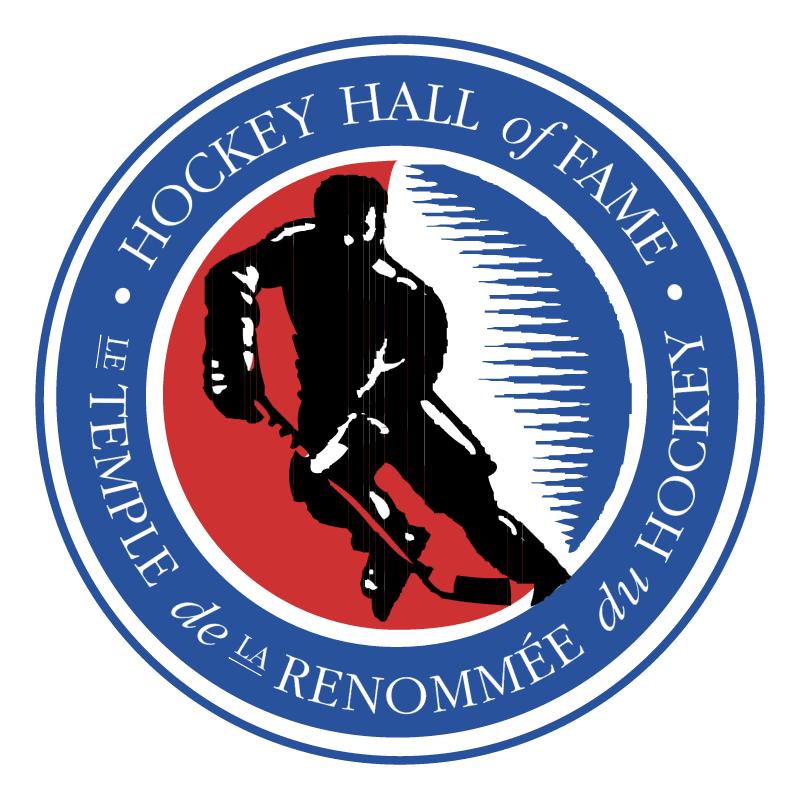 Hockey Hall of Fame vector