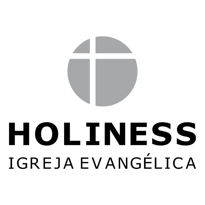 Holiness vector logo