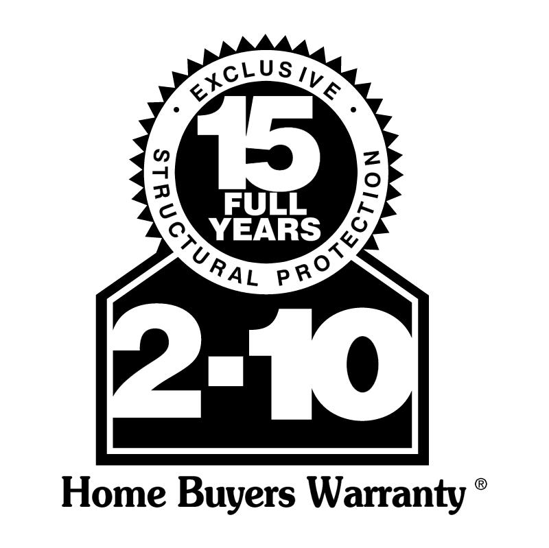 Home Buyers Warranty vector