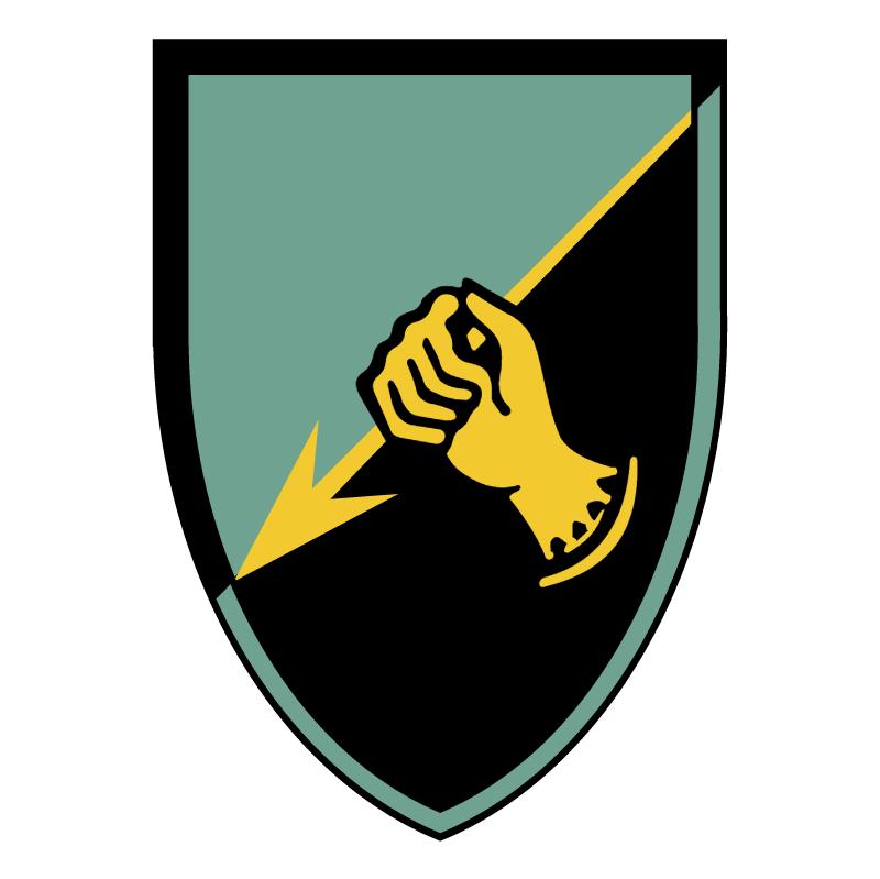 Israel Army Unit vector