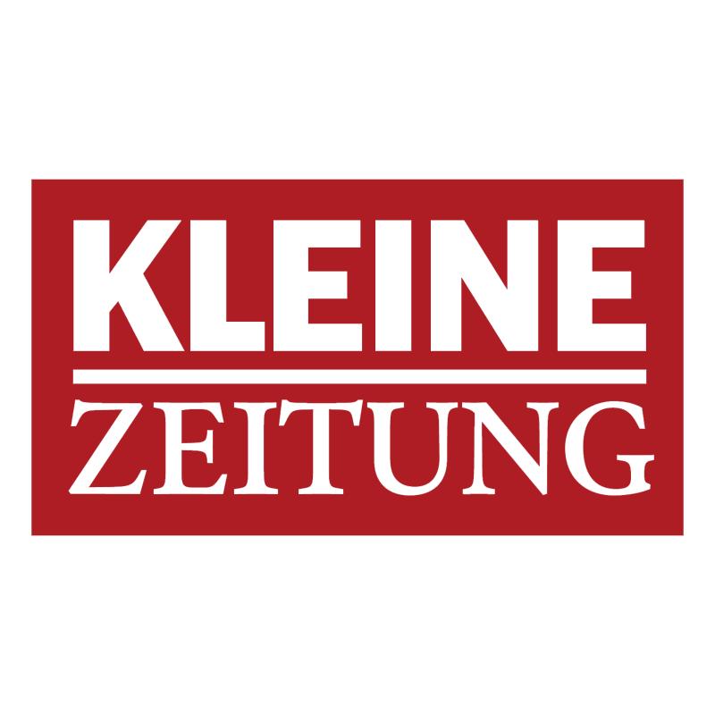 Kleine Zeitung vector logo