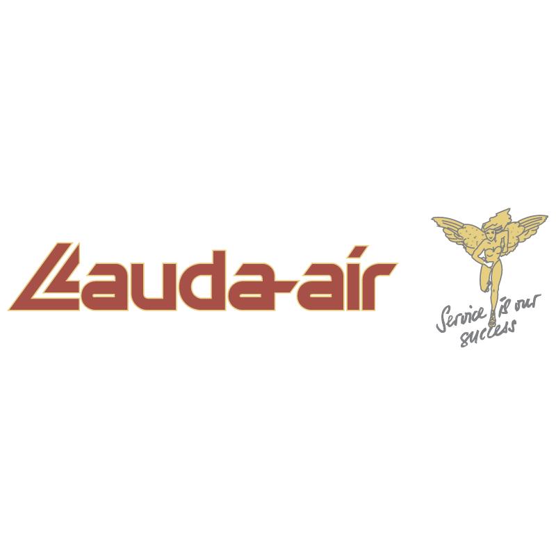 Lauda Air vector