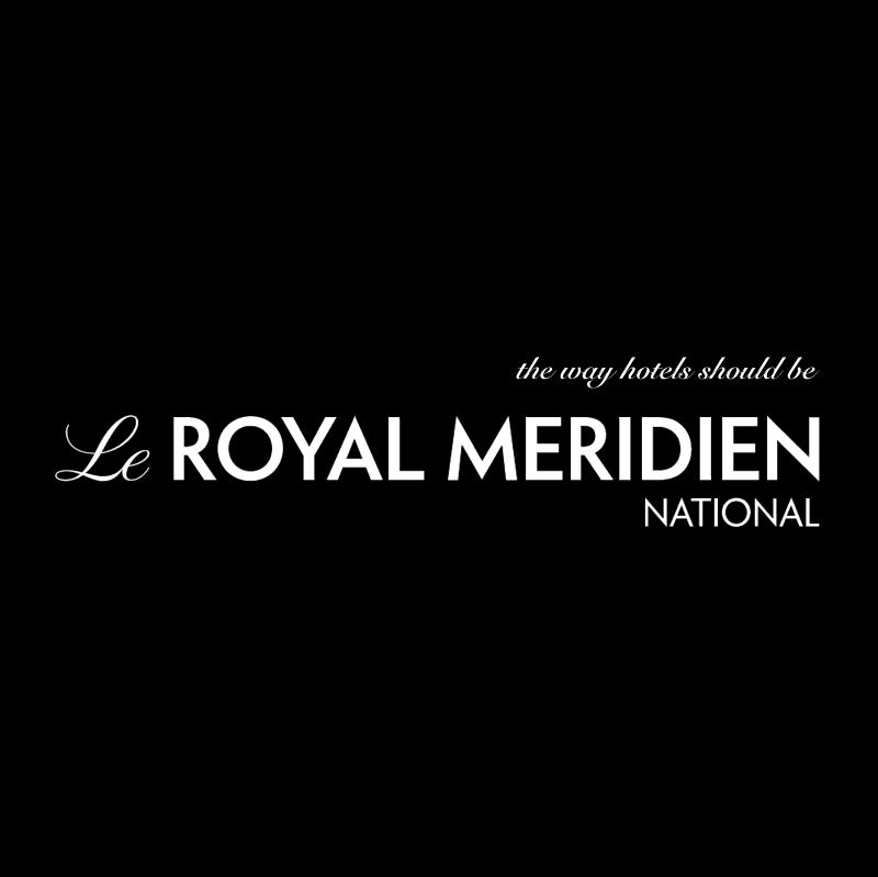 Le Royal Meridien vector logo