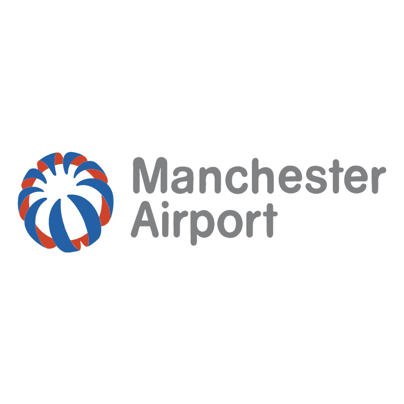 Manchester Airport vector