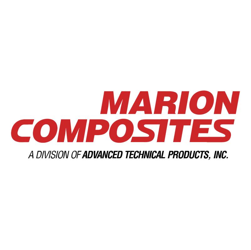 Marion Composites vector
