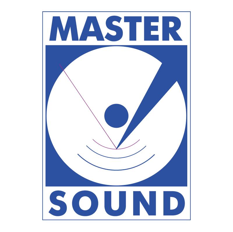 Master Sound vector logo