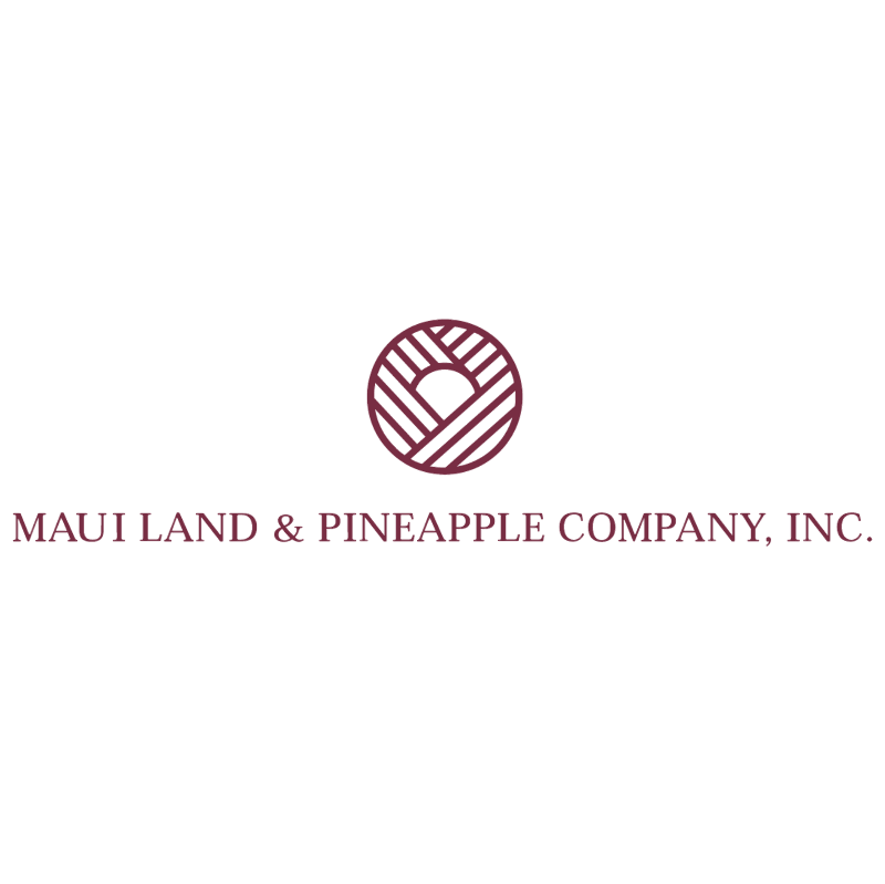 Maui Land & Pineapple Company vector