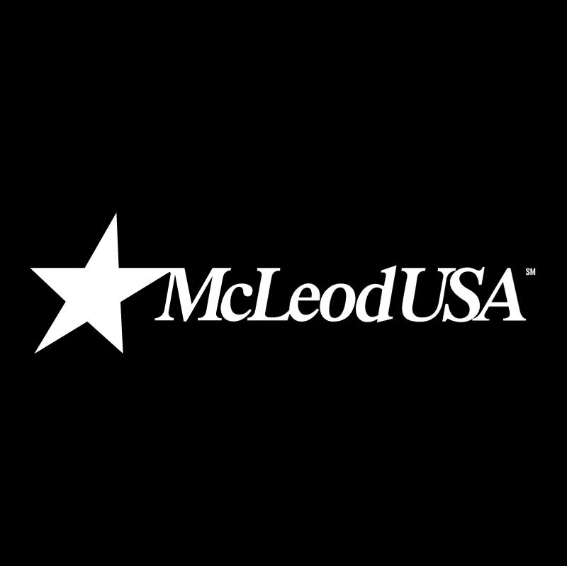 McLeod USA vector