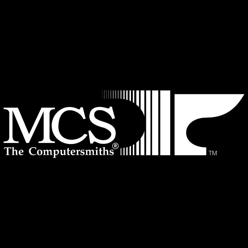 MCS The Computersmiths vector logo