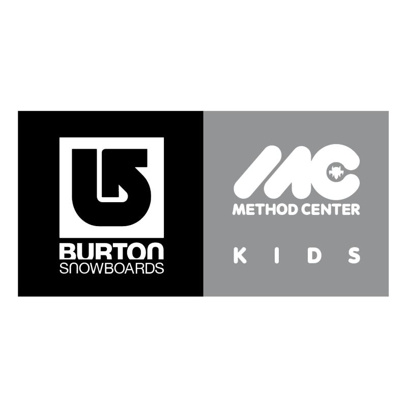 Method Center Kids vector logo