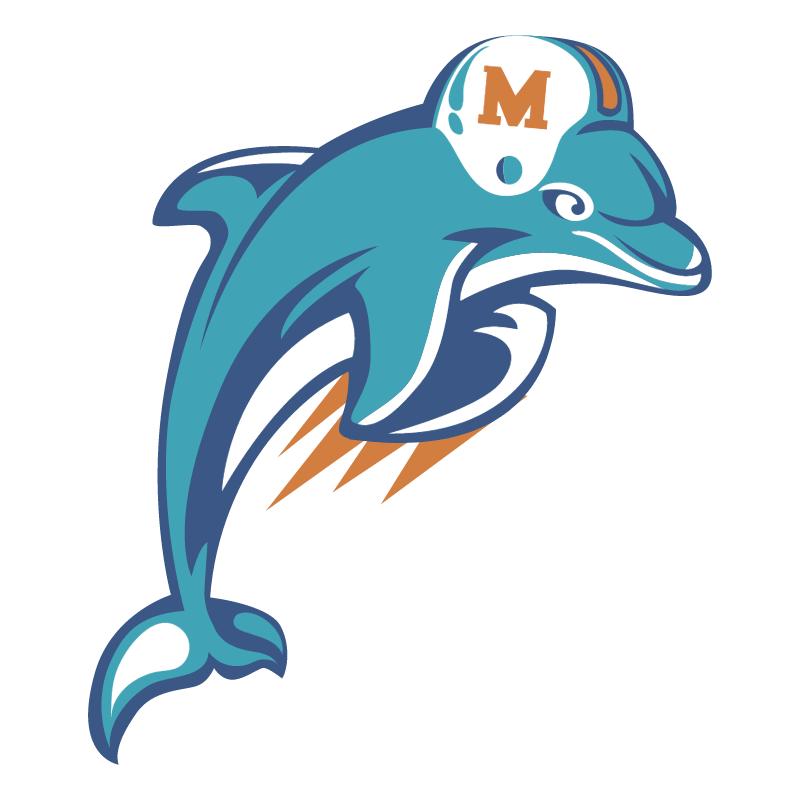 Miami Dolphins vector
