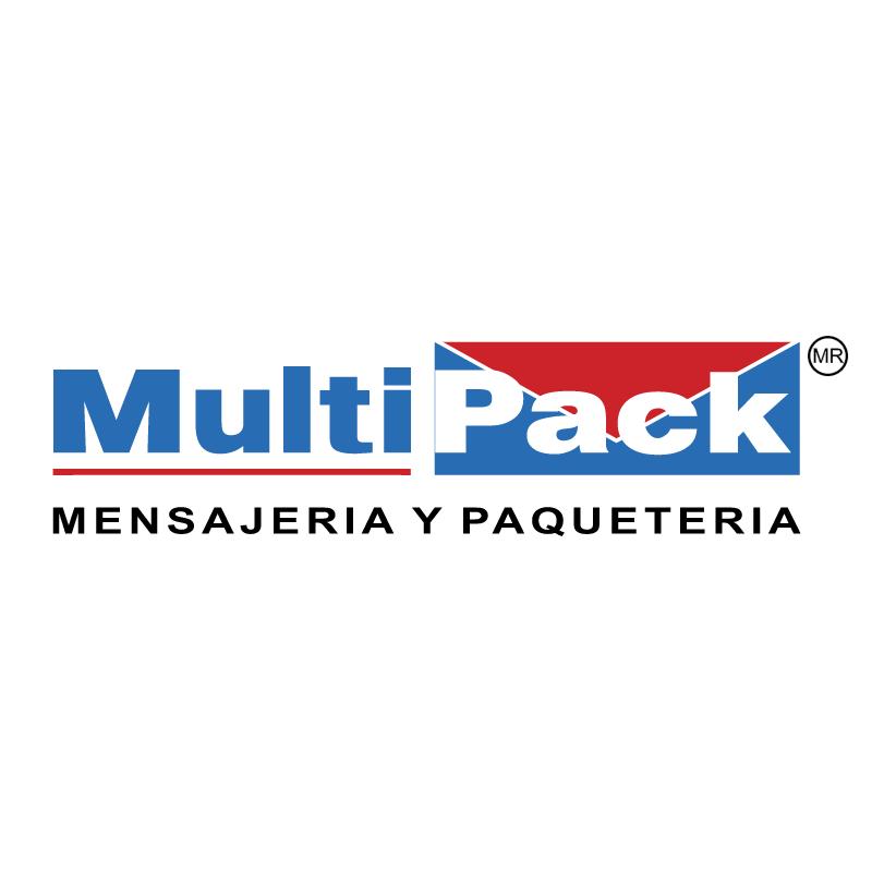 Multipack vector logo
