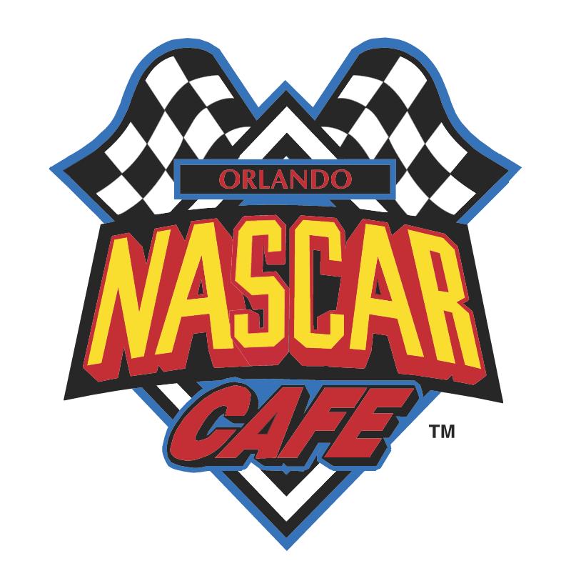 NASCAR Cafe vector