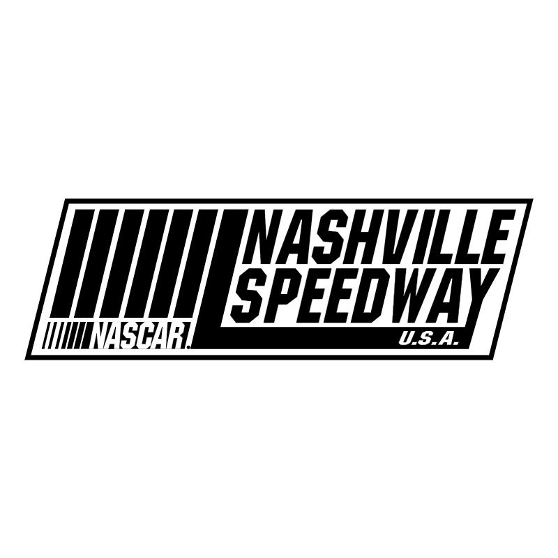 Nashville Speedway vector