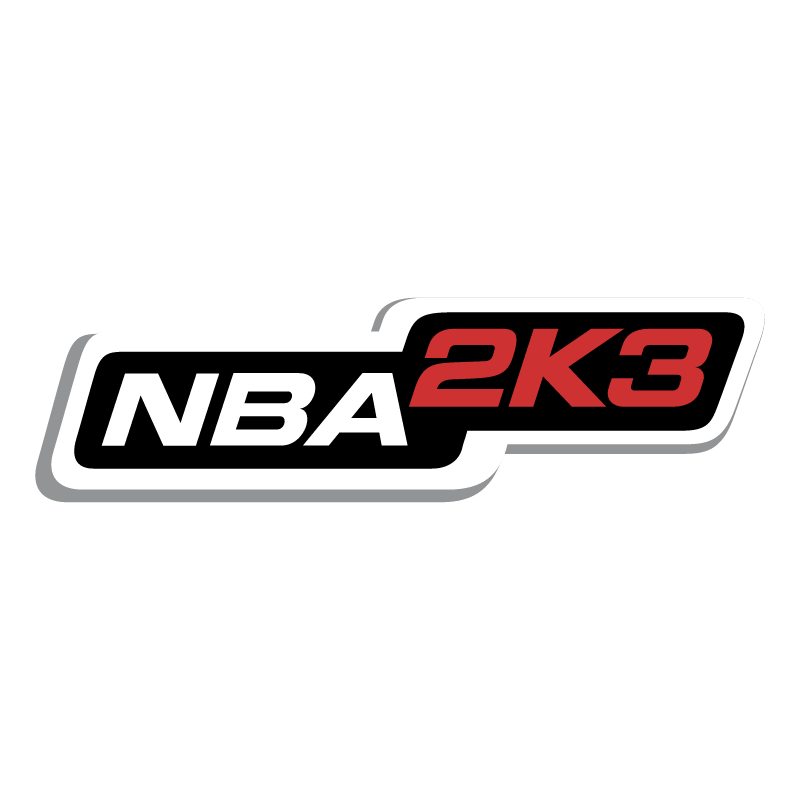 NBA 2K3 vector
