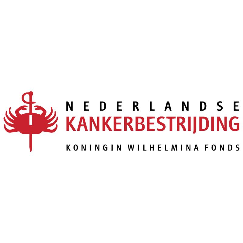 Nederlandse Kankerbestrijding vector
