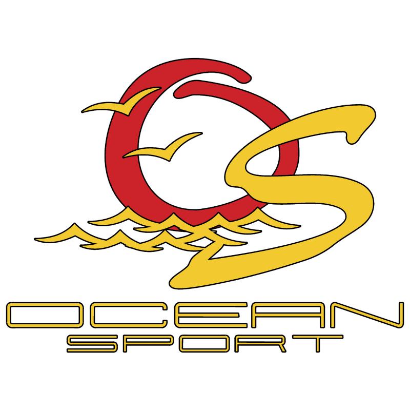 Ocean Sport vector