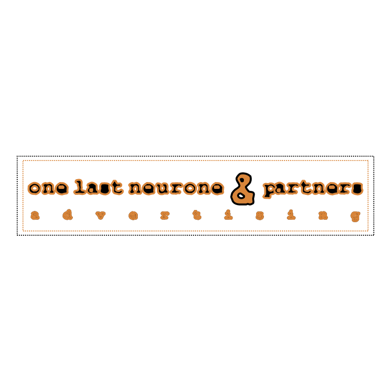 one last neurone advertising & partners vector
