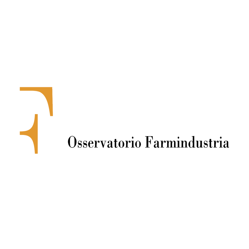 Osservatorio Farmindustria vector