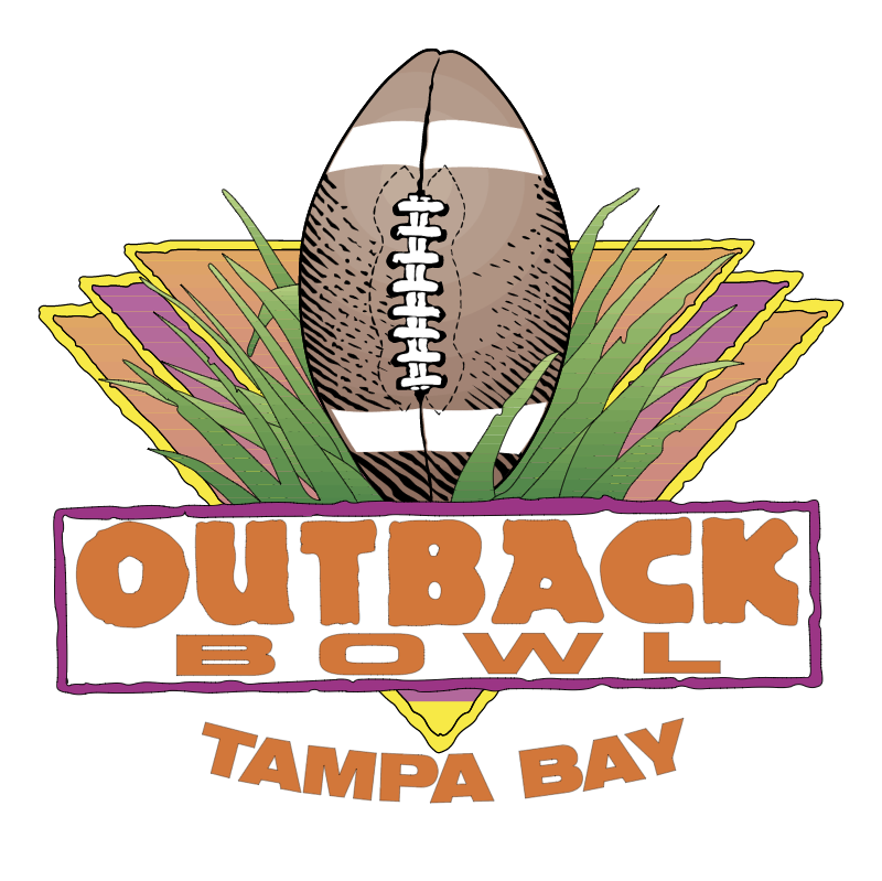Outback Bowl vector