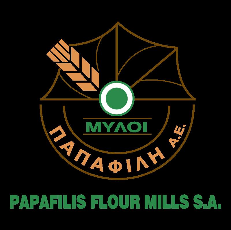Papafilis Flour Mills S A vector