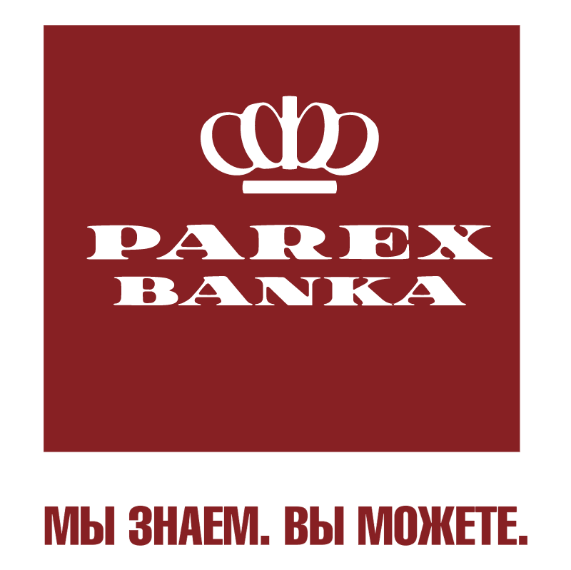 Parex Banka vector