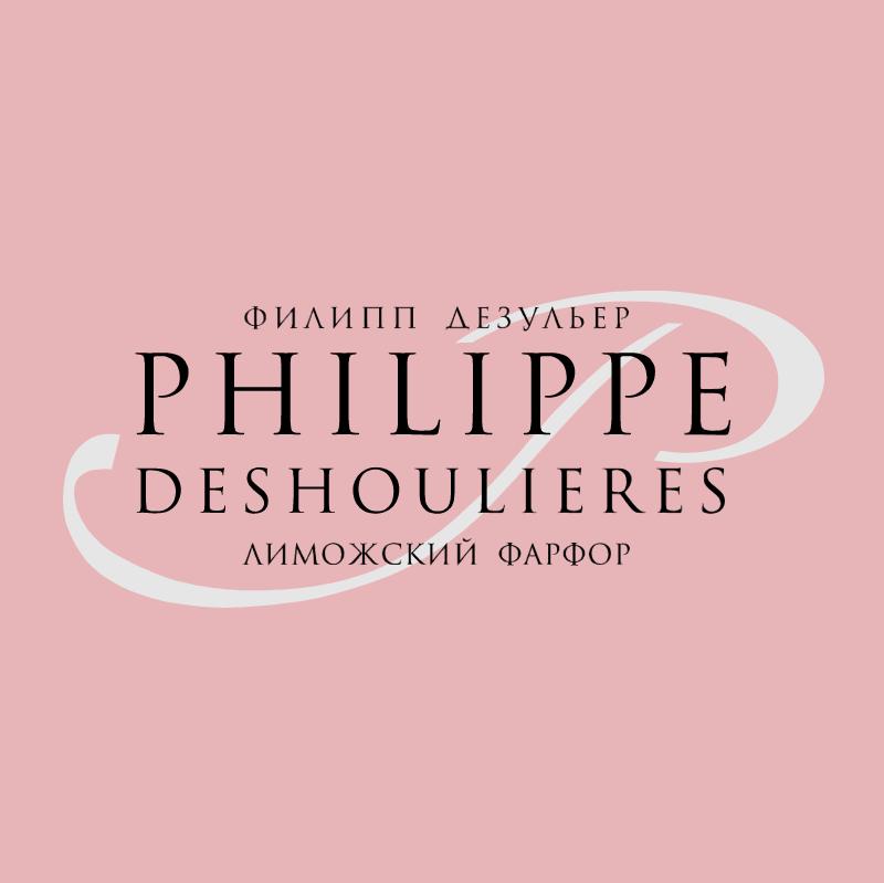 Philippe Deshoulieres vector