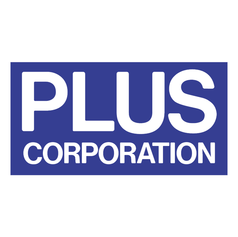 Plus Corporation vector