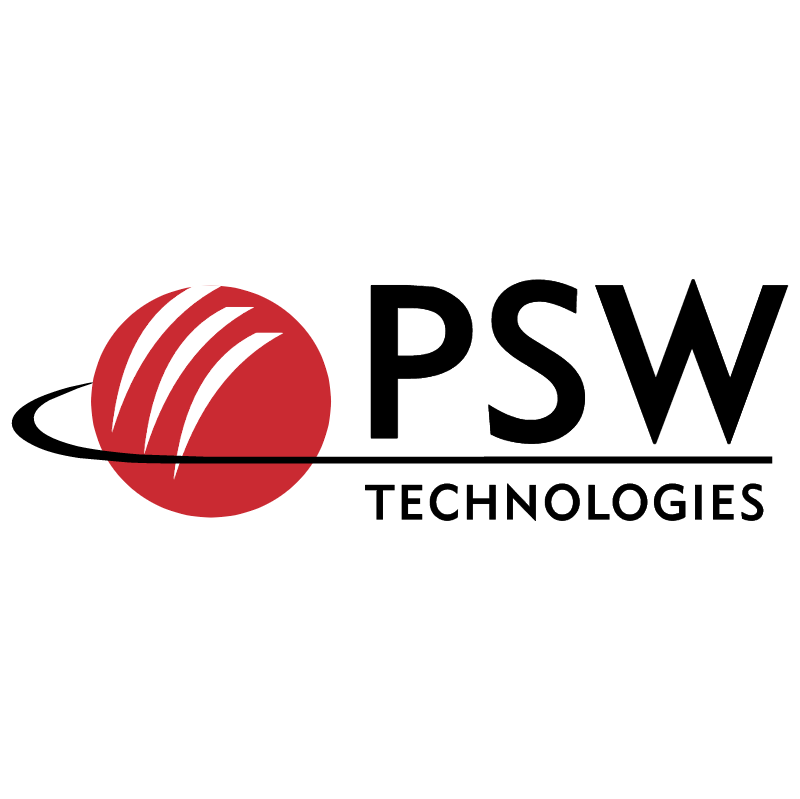 PSW Technologies vector logo