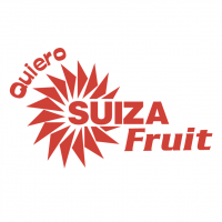 Quiero Suiza Fruit vector