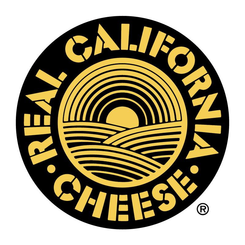 Real California Cheese vector