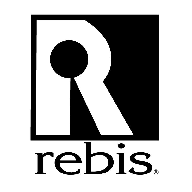 Rebis vector logo