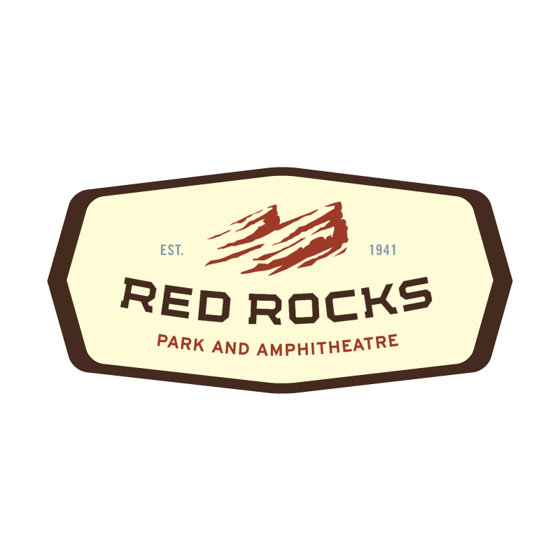 Red Rocks vector