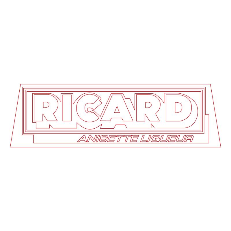 Ricard vector logo