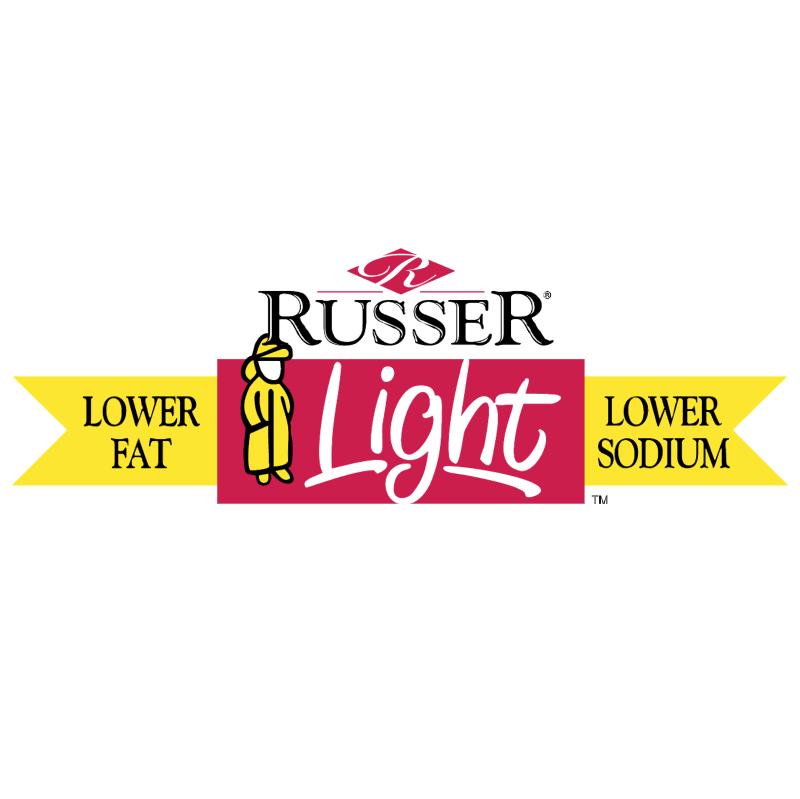 Russer Light vector