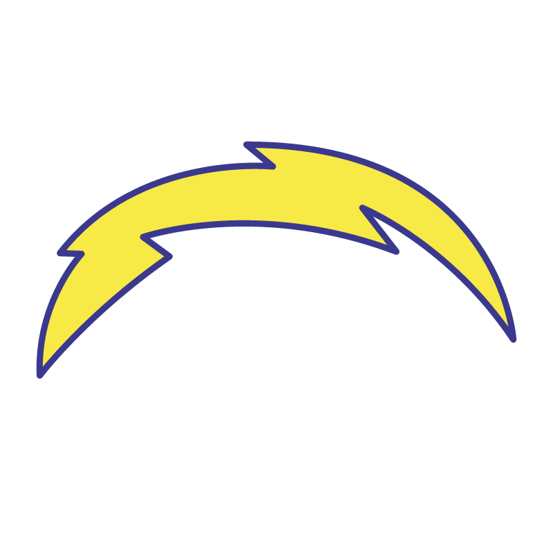 San Diego Chargers vector